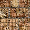 Zykob gabion, red-brown